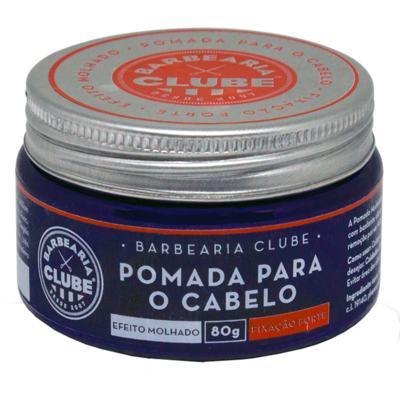 Imagem 1 do produto Barbearia Clube Efeito Molhado - Pomada para o Cabelo - 80g