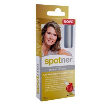 Imagem 1 do produto Caneta Clareadora da Pele Spotner Face Rosto e Colo - 2ml