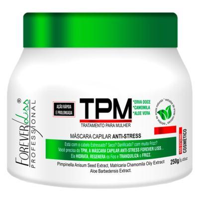 Imagem 1 do produto Forever Liss TPM Anti Stress - Máscara Capilar - 250g