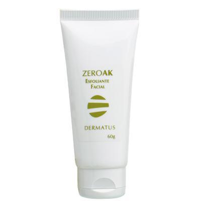 Imagem 1 do produto ZeroAK Esfoliante Facial Dermatus - Esfoliante Facial - 60g