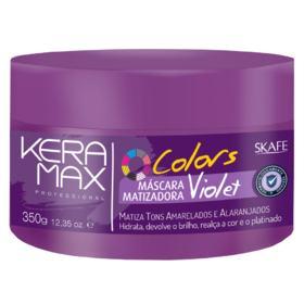 Skafe Violet Skafe Keramax Colors - Máscara Matizadora - 350g