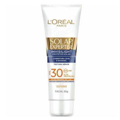 Solar Expertise Facial Invisilight FPS 30 L'oréal Paris - Protetor Solar - 50g