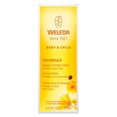 Imagem 5 do produto Calêndula Babycreme Weleda - Tratamento Antiassaduras - 75ml