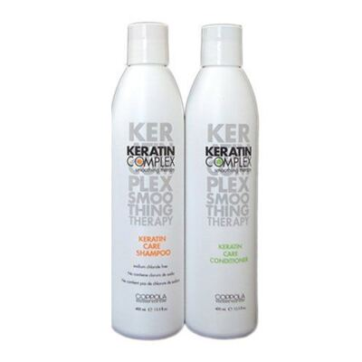 Imagem 4 do produto Kit Keratin Complex Smoothing Therapy Keratin Care Travel Valet - Kit