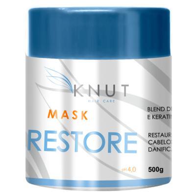 Knut Restore Máscara Capilar - 500g