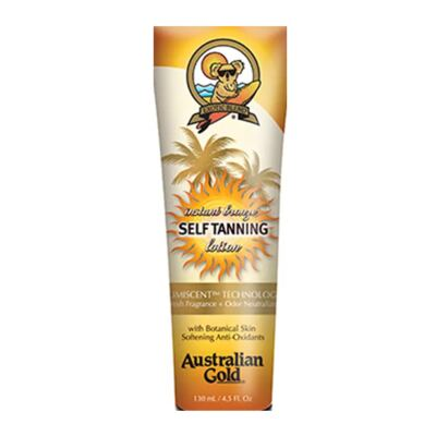 Imagem 2 do produto Bronzeador Australian Gold Instant Bronzer Self Tanning Lotion - 130ml