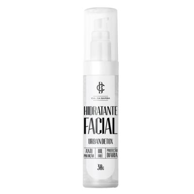 Hidratante Urban Detox Cia. da Barba - Hidratante Facial - 30g