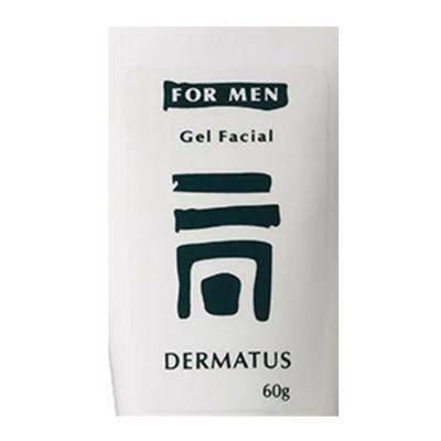 Imagem 3 do produto For Men Gel Facial Dermatus - Hidratante Facial - 60g