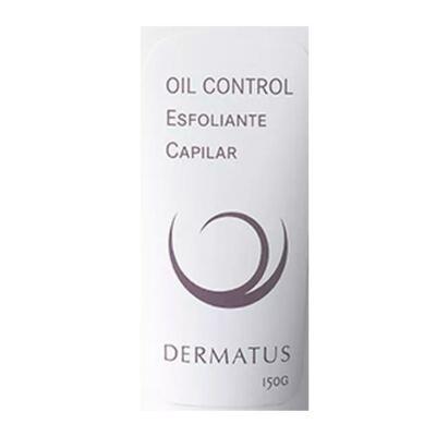 Imagem 2 do produto Oil Control Esfoliante Capilar Dermatus - Tratamento Esfoliante do Couro Cabeludo - 150g