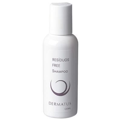 Imagem 1 do produto Residuos Free Dermatus - Shampoo Antirresíduos - 120ml