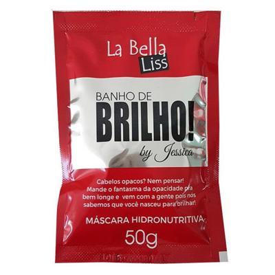 Imagem 1 do produto La Bella Liss Banho De Brilho - Máscara Reconstrutora - 50g