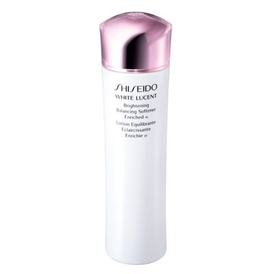 Loção Suavizante Shiseido White Lucent Brightening Balancing Softener Enriched W - 150ml