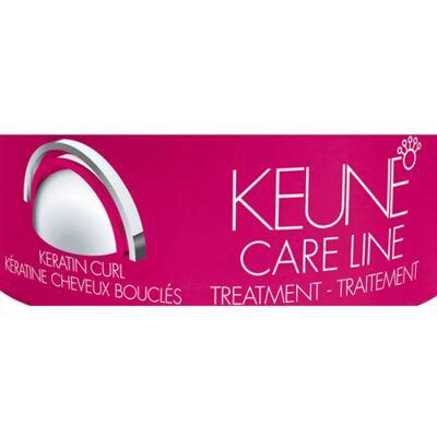 Imagem 2 do produto Keune Care Line Keratin Curl Treatment - Máscara de Nutrição - 200ml