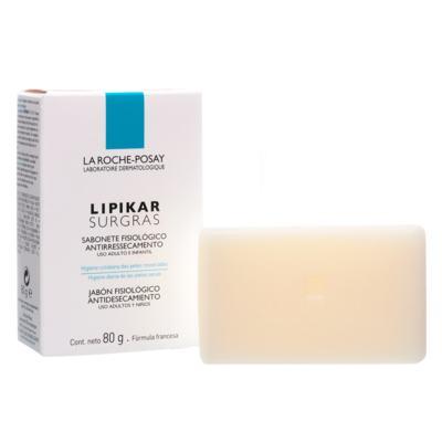 Imagem 4 do produto Lipikar Surgras La Roche-Posay - Limpador Facial - 80g