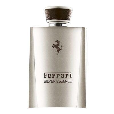 Ferrari Silver Essence Ferrari - Perfume Masculino - Eau de Parfum - 100ml