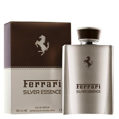 Imagem 2 do produto Ferrari Silver Essence Ferrari - Perfume Masculino - Eau de Parfum - 100ml