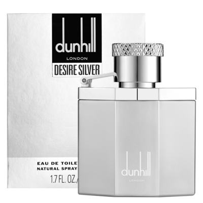 Imagem 3 do produto Desire Silver Dunhill London Perfume Masculino Eau de Toilette - 50ml