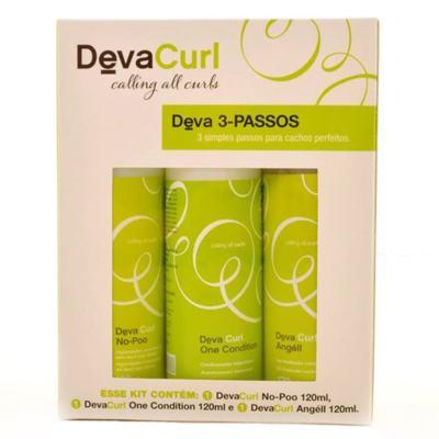 Imagem 3 do produto Kit Higienizador Condicionante Deva Curl Deva Curl 3-Passos - kit