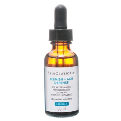 Blemish+ Age Defense SkinCeuticals - Tratamento Antiacne - 30ml