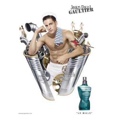 Imagem 7 do produto Le Male By Jean Paul Gaultier Eau De Toilette Masculino - 75 ml