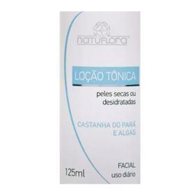 Loção Facial Natuflora Tônica Hidratante Algas - 125ml