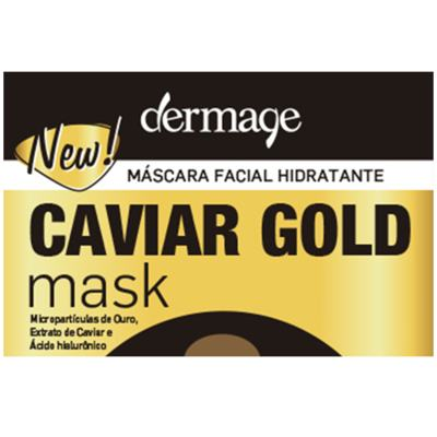 Imagem 2 do produto Máscara Facial Hidratante Dermage Caviar Gold Mask - 10g