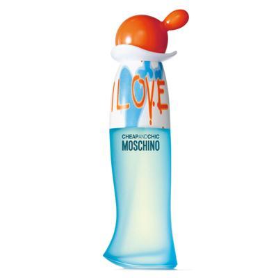 Imagem 1 do produto I love love Moschino - Perfume Feminino - Eau de Toilette - 30ml