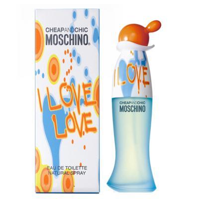 Imagem 3 do produto I love love Moschino - Perfume Feminino - Eau de Toilette - 30ml