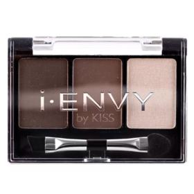 I-Envy By Kiss Kit Sombra de Sobrancelha First Kiss - Kit