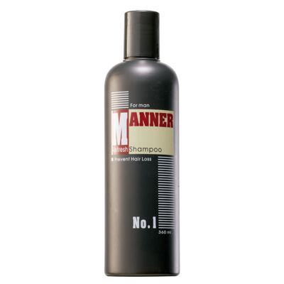 Nppe Manner Refresh - Shampoo de Limpeza Profunda - 360ml