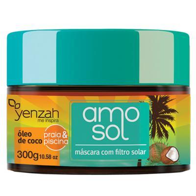 Imagem 3 do produto Yenzah Amo Sol Kit - Leave-In + Máscara Ultra hidratante - Kit