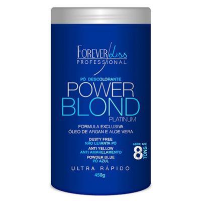 Imagem 1 do produto Pó Descolorante Forever Liss Power Blond - 450g
