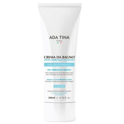 Crema de Bagno Ada Tina - Hidratante Corporal para Banho - 200ml
