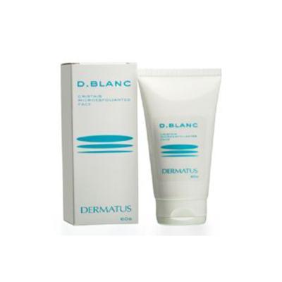 D-Blanc Cristais Microesfoliantes Dermatus - Clareador Facial - 60g
