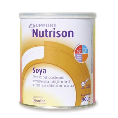 Nutrison Soya Baunilha 800g