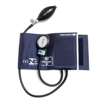 Imagem 5 do produto Aparelho de Pressão com Estetoscópio Inox Master Duplo Azul CJ0939 Bic