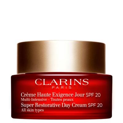 Imagem 1 do produto Rejuvenescedor Facial Clarins Super Restorative Day FPS20 - 50ml