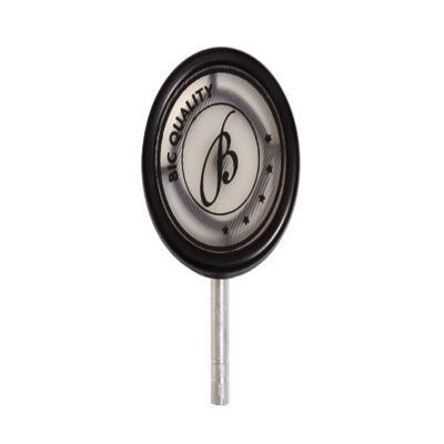 Imagem 3 do produto Aparelho de Pressão com Estetoscópio Master Standard Inox Cinza CJ0833 Bic