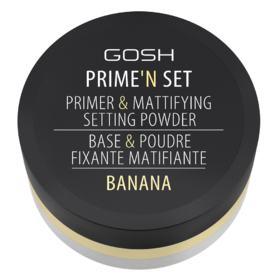 Primer Facial Gosh Copenhagen  - Prime'n Set Powder - Banana