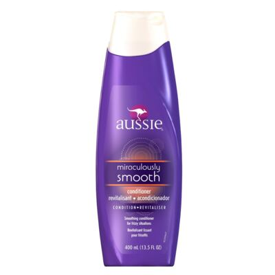 Aussie Miraculously Smooth - Condicionador Anti Frizz - 400ml