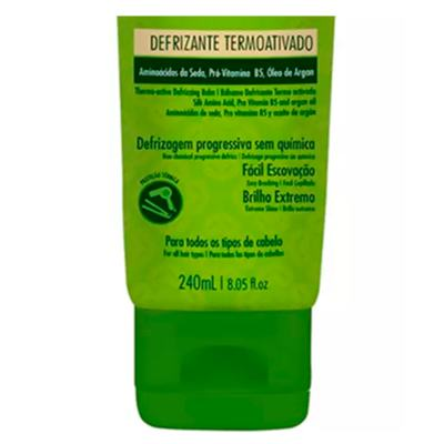 Imagem 2 do produto Inoar Argan Oil Thermoliss Desfrizante Termoativado - Balsámo Antifrizz - 240ml