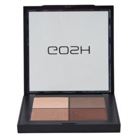 Paleta de Sombra Gosh Copenhagen - Eye Xpression - Back to Nature