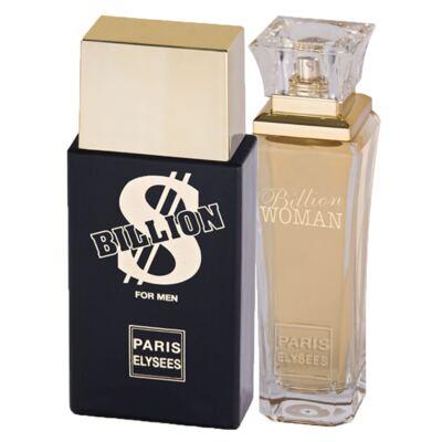 Imagem 1 do produto Billion Paris Elysees - Unissex - Eau de Toilette - Kits de Perfumes - Kit
