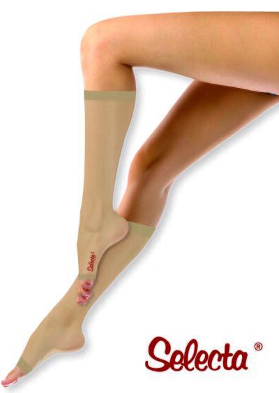 Imagem 2 do produto MEIA PANTURRILHA 20-30 DE HELANCA SELECTA - CURTA G
