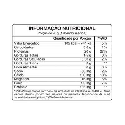 Imagem 2 do produto Syngex Whey Protein Vpx 2.2kg Sabor Chocolate