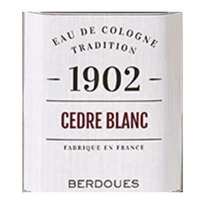 Imagem 2 do produto Cedre Blanc 1902 - Perfume Masculino - Eau de Cologne - 245ml