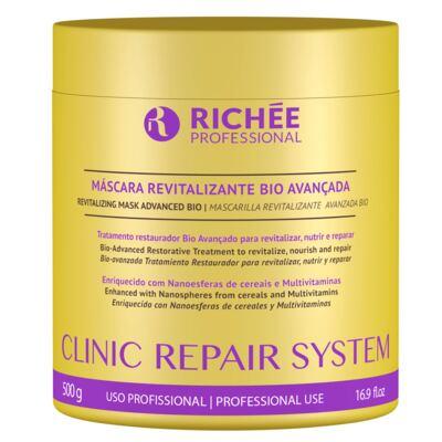 Imagem 1 do produto Richée Professional Clinic Repair System - Máscara Revitalizante - 500g