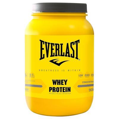 Whey Protein Concentrado 900g - Everlast - Whey Protein Concentrado 900g - Everlast - Morango