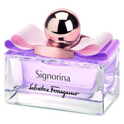 Imagem 1 do produto Signorina Salvatore Ferragamo - Perfume Feminino - Eau de Toilette - 50ml