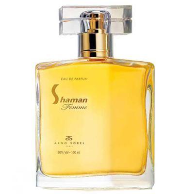 Shaman Femme Arno Sorel - Perfume Feminino - Eau de Parfum - 100ml